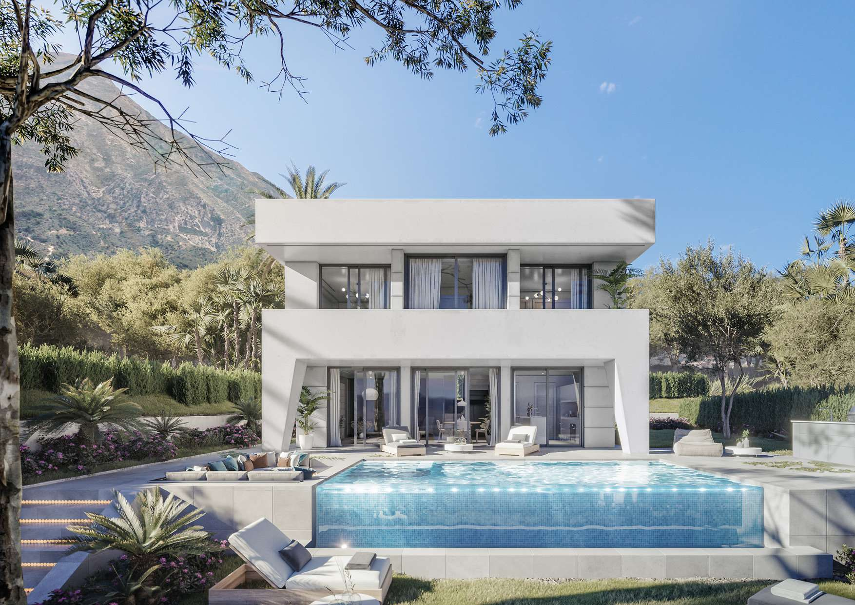 14 off-plan Villas in La Duquesa, Costa del Sol